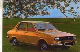 Dacia 1300 Saloon   -   1971   -  CPM - Passenger Cars