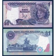 BILLET MALAYSIE 1 DOLLAR - Malaysie