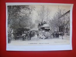 Sainte-cécile (vaucluse) Place De La Concorde - Autres Communes