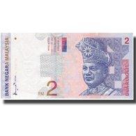BILLET MALAYSIE 2 DOLLAR - Malaysie