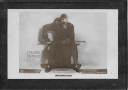 AK 0396  Hans Adalbert Schlettow ( Die Nibelungen ) - Hagen Tronje / Verlag Ross Ca. Um 1930 - Schauspieler