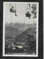 AK 0396  Schruns Im Montafon Mit Hochjochbahn - Verlag Risch Lau Um 1950 - Schruns