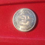 Congo Belga 10 Franchi 1965 - Congo (Democratische Republiek 1964-70)