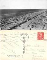 D - [506164]B/TB//-France  - (59) Nord, Malo-les-Bains, Perspective Sur La Plage, Architectures, Commerce - Malo Les Bains