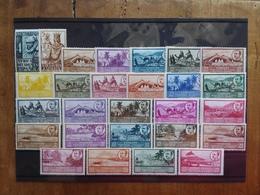 EX COLONIE SPAGNOLE - AFRICA OCCIDENTALE SPAGNOLA - Lotticino 27 Differenti Nuovi (22 ** - 5 *) + Spese Postali - Spanish Guinea