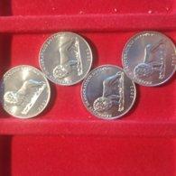 Congo Belga 50 Cents 2002 Per 4 - Congo (República Democrática 1998)