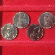 Congo Belga 1 Franc 2004 Per 4 - Congo (República Democrática 1998)