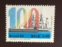 Brazil 1990 Navigation Company MNH - Brazilië