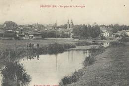 Gerbeviller    Vue Prise De La Mortagne - Francia