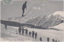 05. BRIANCON. Concours International De Ski (1907). Hansen Durban... 1124 - Briancon