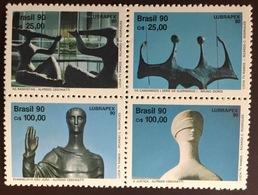 Brazil 1990 Lubrapex MNH - Brazilië