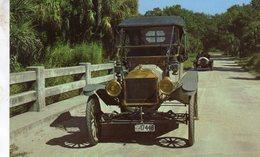 Ford Model T 20 Hp  -  1910  -  Carte Postale - Turismo