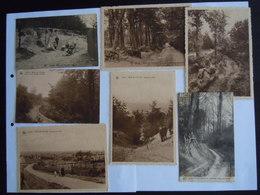 Orroir - Mont De L'Enclus 7 Kaarten Cartes - Mont-de-l'Enclus