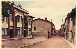 CPA - N - ISERE - PEAGE DE ROUSSILLON - LA MAIRIE - Francia