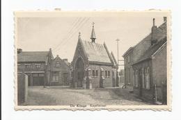 De Klinge Sint Gillis Waas Kapelstraat Huisnummer 34 36 62 64 - Sint-Gillis-Waas