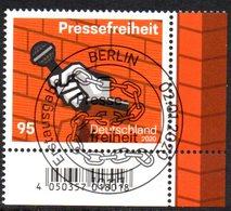 """Deutschland Mi. 3515 """"Pressefreiheit"""" ESST - Usati"""