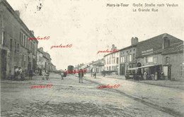 Mars-la-Tour: La Grande Rue  Feldpost, Feldpoststation N°105 - Briey