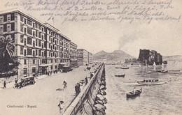 CP Napoli - Continental  - 1927 (46041) - Napoli