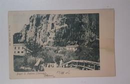 Croatia Istrien Istria Bagni Termali San Stefano 1903. - Croazia