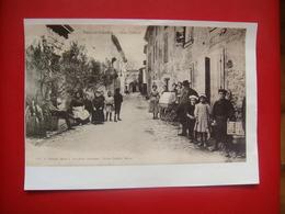 Sainte-cécile (vaucluse) Rue Cardinal - Francia