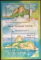Brazil 1992 Tourism Minisheet MNH - Brazilië