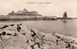 CPA ILE DE BREHAT - LA POINTE DU GUERZIDO - Ile De Bréhat
