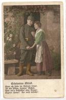 SC 028  OLD POSTCARD , SCENES , FANTASY , HUMOR  , SOLDIERS - Fancy Cards