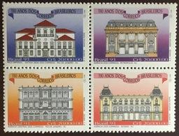 Brazil 1993 Post Office MNH - Brazilië