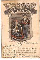 NORGE KRISTIANA 1902 SOETERSDALEN  1330 D3 - Norway