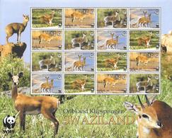 Swaziland 2000 WWF BLOC NEUF ** - Swaziland (1968-...)