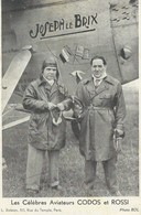 Aviateurs    Codos Et Rossi - Aviateurs