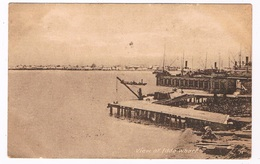 AFR-1273   LAGOS : View Of Iddo Wharf - Nigeria