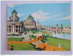 Chromo Victoria Expo 58 Expositions Tentoonstellingen 57 Exposition De Saint-Louis 1904 Tentoonstelling Saint-Louis 1904 - Victoria