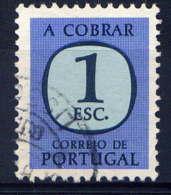 PORTUGAL - T76° - CHIFFRE - Port Dû (Taxe)