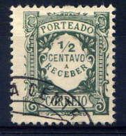 PORTUGAL - T28° - CHIFFRE - Port Dû (Taxe)