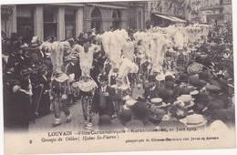 43033  -  Louvain Fêtes Carnavalesques - Groupe De Gilles - Leuven