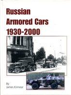 Russian Armored Cars 1930-2000 - Bücher
