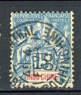 INDOCHINE RF - DIVERS - N° Yvert 8 Obli. Ronde De SAIGON - Gebraucht