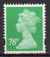 Great Britain Decimal Machin 78p Définitive Stamp. - 1952-.... (Elizabeth II)
