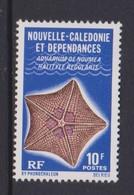 New Caledonia SG 598 1978 Noumea Aquarium,10f, Mint Never Hinged - Marine Life