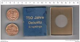 M ZZ -  750 Jahre Oelsnitz Erz.gebirge - 18 GRAM - Allemagne