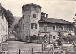 Calizzano - Castello Dei Conti Buraggi - Savona