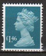 Great Britain Decimal Machin £1.46 Définitive Stamp. - 1952-.... (Elizabeth II)