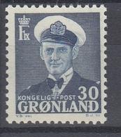+Greenland 1953. AFA 36. Michel 33. MNH(**) - Ongebruikt