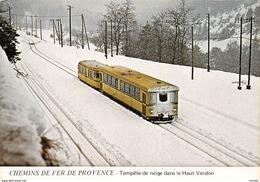 06-LES CHEMINS DE FER DE PROVENCE-N°3763-B/0319 - France