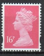 Great Britain Decimal Machin 16p Définitive Stamp. - 1952-.... (Elizabeth II)