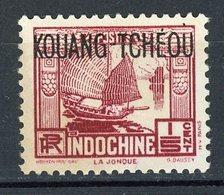 KOUANG-TCHEOU (RF) - DIVERS - N° Yvert 98 (*) - Unused Stamps