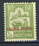 KOUANG-TCHEOU (RF) - DIVERS - N° Yvert 73 * - Unused Stamps