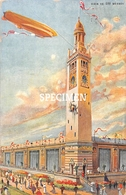 Zeppelin - Tour De 100 Mètres - Dirigeables