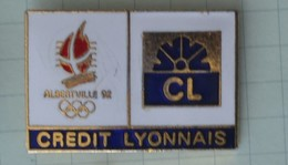 Banque - Crédit Lyonnais - Alberville 1992 - Banken